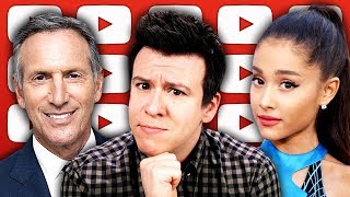 WOW... Ariana Grande 7 Rings Snafu, Why Howard Schultz Infuriates Dems, The Polar Vortex, & More