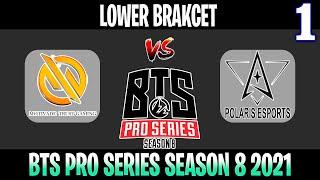 Motivate Trust vs Polaris Game 1 | Bo3 | Lower Bracket BTS Pro Series SEA Season 8