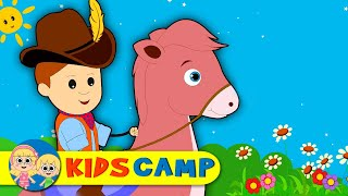 Yankee Doodle | Nursery Rhymes Collection for Children by KidsCamp