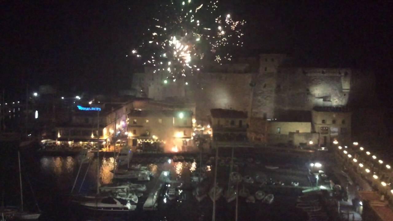Capodanno Napoli Hotel Vesuvio Youtube