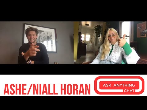 Ashe And Niall Horan Crack Us Up For 10 Minutes