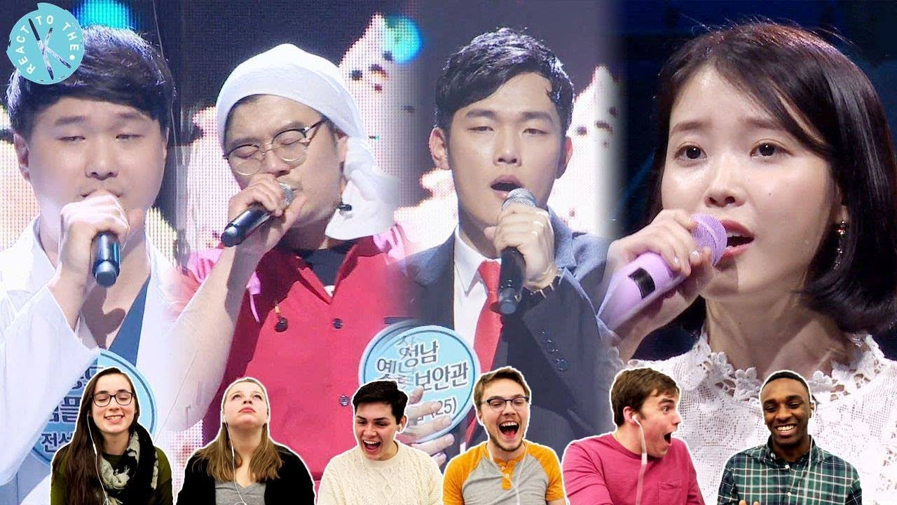 Classical Vocalists React: IU 'Dear Name' [Fantastic Duo] (Part 2)