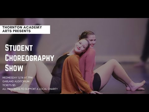 Student Choreography Show 2018