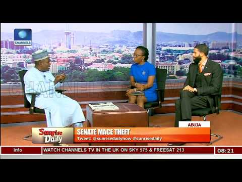 Bello Insists Senate Would Have Placated Omo-Agege Not Outright Suspension Pt.1 |Sunrise Daily|