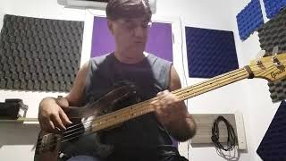 Can't Get Enough Bass Cover ( Bad Company)