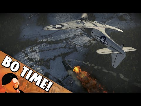 "War Thunder - SBD-3 Dauntless ""Bestest Fighter"""