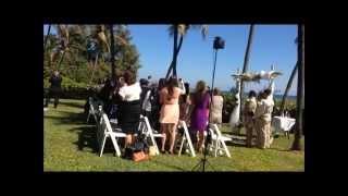 The Beautiful Wedding of Ilianna and Carlos