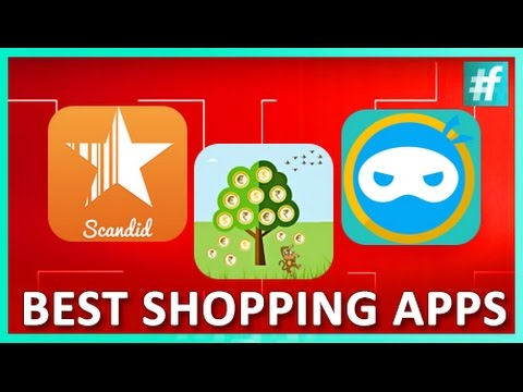 Top 3 Shopping Assistance Apps - #WhatTheApp