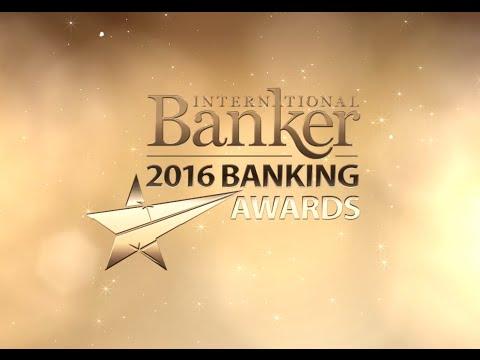 International Banker Banking Awards 2016