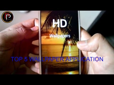 TOP 5 HD WALLPAPER APK 2017 LATEST