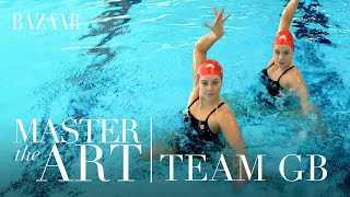 Team GB Olympic and Paralympic athletes on achieving your goals | Master. the Art | Bazaar UK