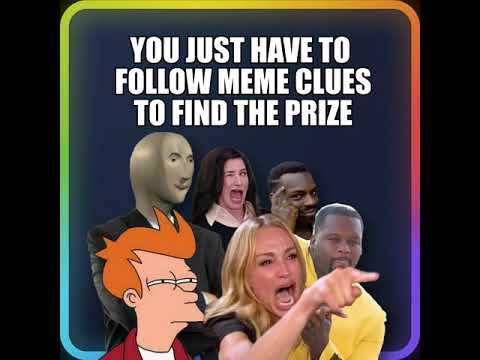Meme Millionaire Ad