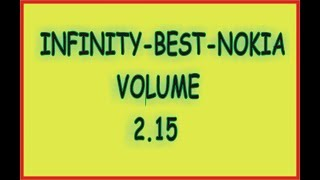 INFINITY BEST NOKIA 2.15/ without box/free tool/full crack