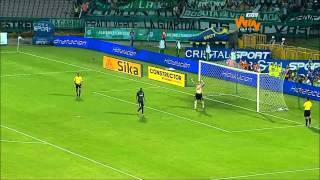 Tanda de Penaltis - Nacional vs Cali -  Superliga Postobón 2014 - Win Sports