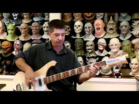 Opening Communication - Crisis Original Bass Cover