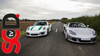 Porsche Carrera GT or 911R?