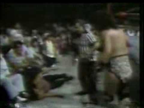 Arandu vs. Guerrero Negro (Hair Match)