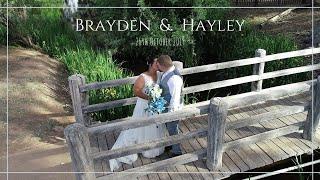 ~ DUBBO WEDDING FILM | BRAYDEN AND HAYLEY | TARONGA ZOO, DUBBO ~