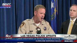 FNN: Las Vegas Police Update on Mass Shooting, VP Pence in Puerto Rico, Tropical Storm Nate Threat