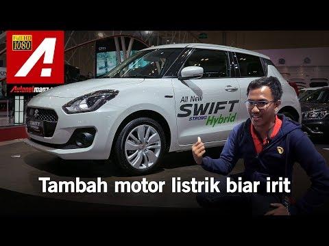Suzuki Swift Hybrid 2018 First Impression Review By AutonetMagz