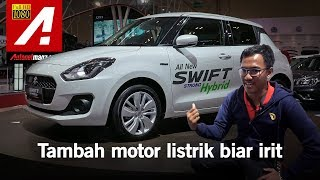 Suzuki Swift Hybrid 2018 First Impression Review by AutonetMagz