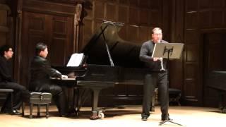 Joong-Han Jung - C. Debussy Première Rhapsodie