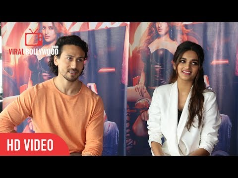 Tiger Shroff And Nidhhi Agerwal Media Interview | Munna Michael Promotions