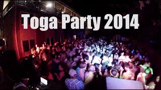 Delta Sigma Phi's Toga Party 2014