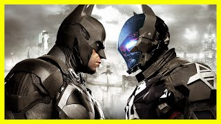 BATMAN ARKHAM KNIGHT - STORY MODE PLAYTHROUGH - 1080p HD NO COMMENTARY PS4 PRO GAMEPLAY - PART 2