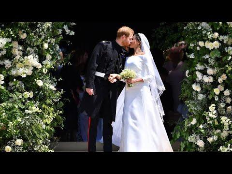 """Harry und Meghan: Sie haben """"Ja"""" gesagt"""