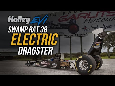 The World's Quickest And Fastest Electric Drag Car - Don Garlits & Holley EVI