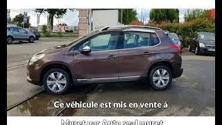 Peugeot 2008 occasion visible à Muret présentée par Auto real muret