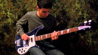 Yes - Five Percent for Nothing (Bass Cover)