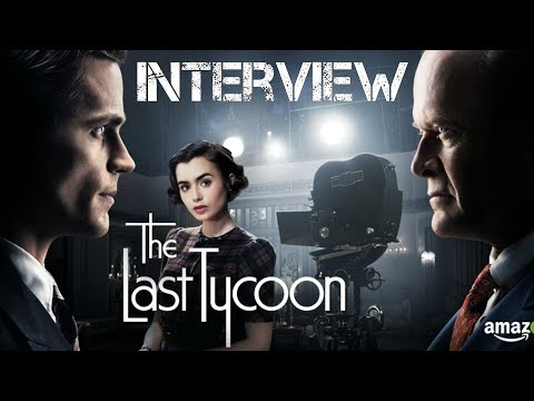 """THE LAST TYCOON"" PRODUCERS ON MATT BOMER + THE LIES OF HOLLYWOOD FILMMAKING (INTERVIEW)"