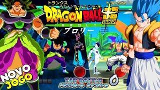 Gambar cover LANÇOU ! DRAGON BALL FIGHTER Z PARA CELULAR EM MOD TAP BATTLE COM 28 PERSONAGENS DBS: BROLY FILME