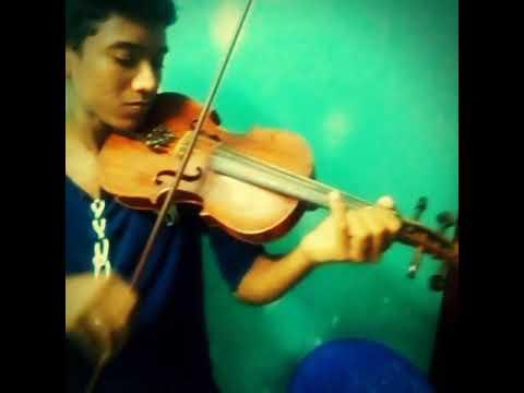 Kadhal rojave rough western violin version