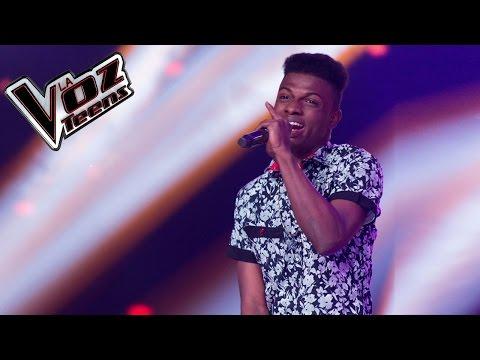 Super Boy canta 'Hace mucho tiempo' | Audiciones a ciegas | La Voz Teens Colombia 2016