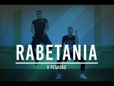 O Pesadão - Rabetania (versão paredão) l New Ritmos Coreografias