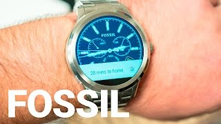Fossil Q Founder unboxing