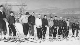 The hills are alive with the history of skiing in Maine