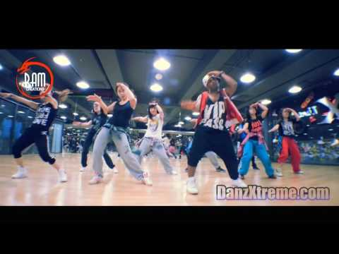'Birthday Bash' Dance | YoYo Honey Singh  - Choreographed by MasterRam