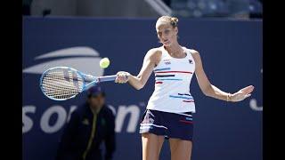 Karolina Pliskova vs. Tereza Martincova | US Open 2019 R1 Highlights
