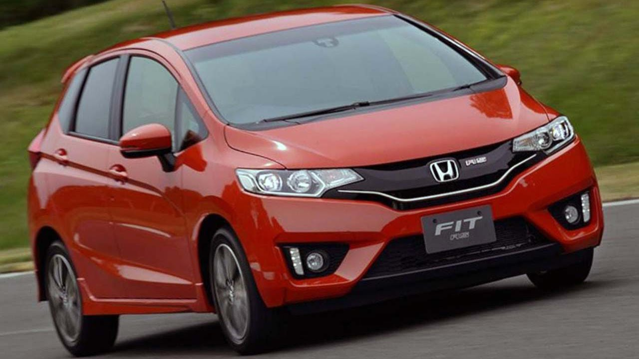 REVEALED New 2015 Honda Fit Jazz MK3 - YouTube