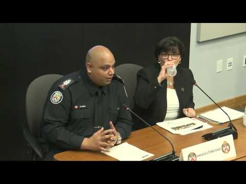 Toronto Police Services Board Meeting - Thursday January 26th, 2017
