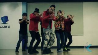 BEAST - Shock (Dance Tutorial) HD