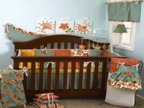 Details Cotton Tale Designs 8 Piece Crib Bedding Set, Gypsy Product Images