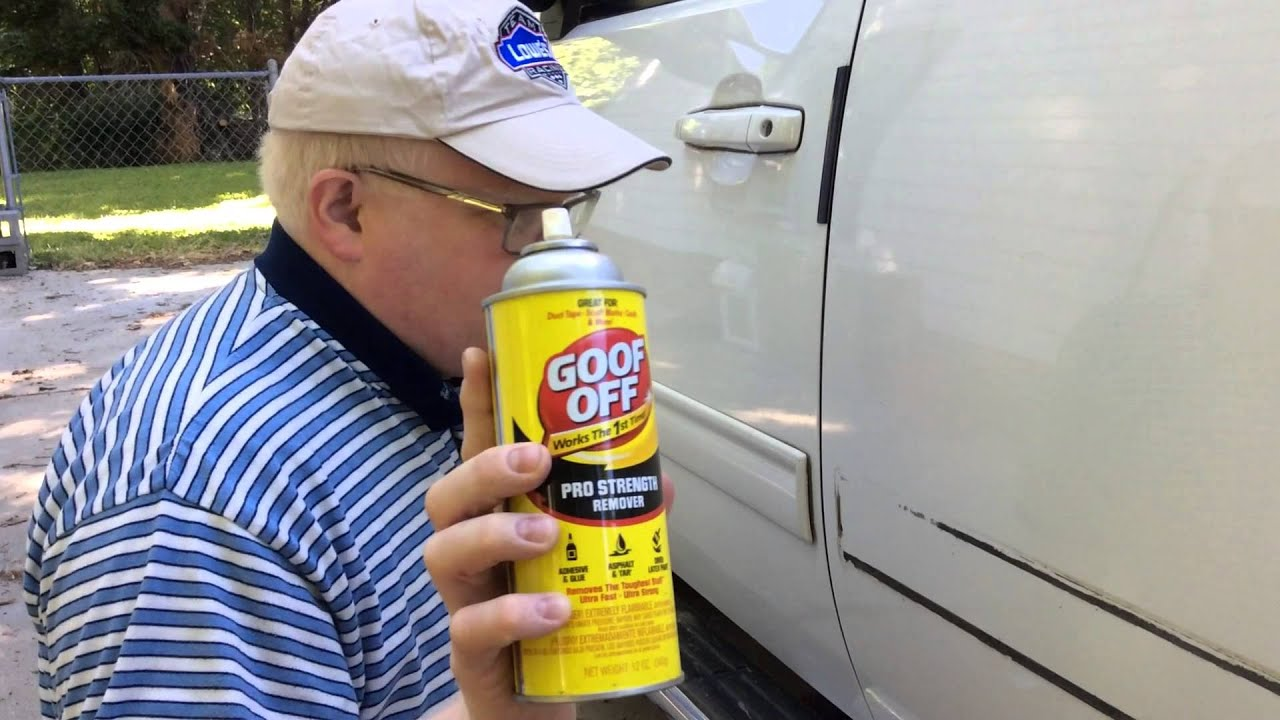 & How To Remove Car/Truck Door Molding - YouTube