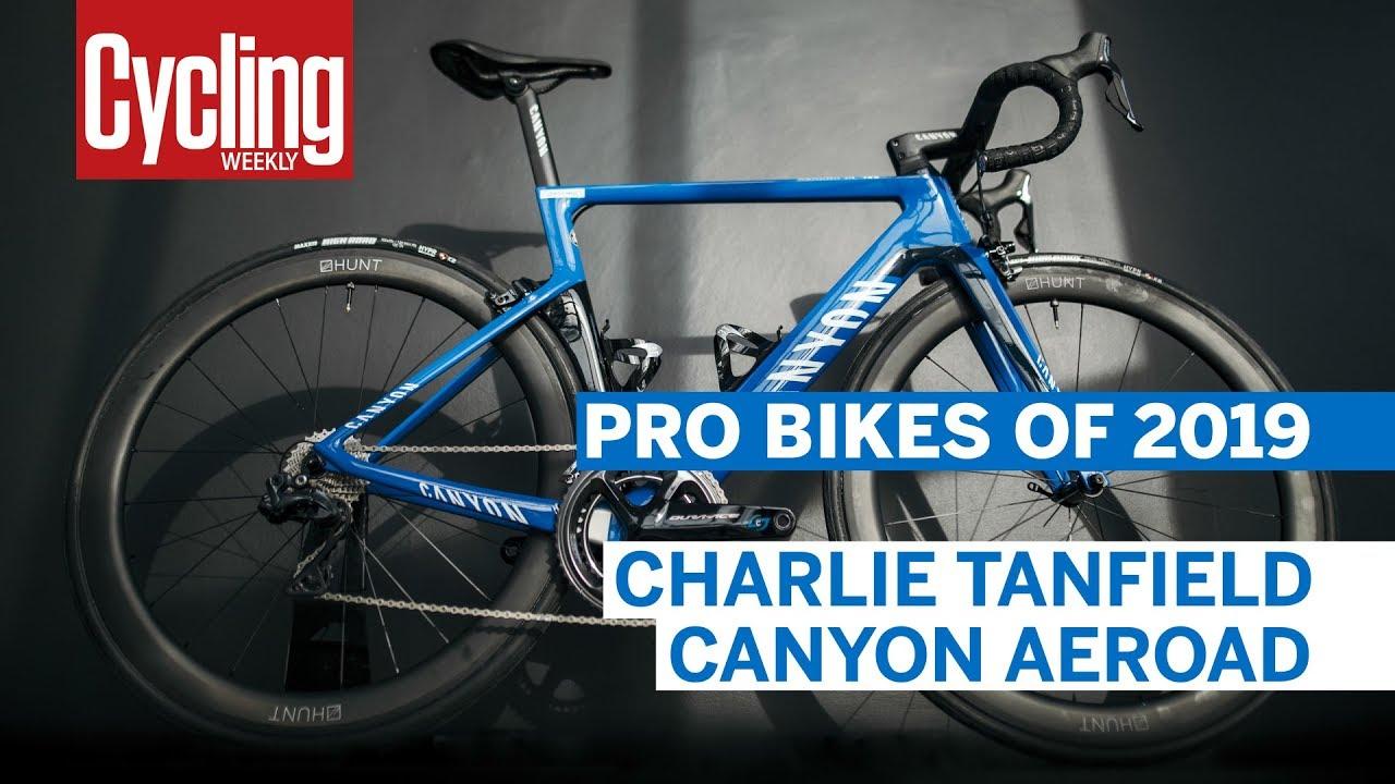 Charlie Tanfield s Canyon Aeroad CF SLX  40d5d2633