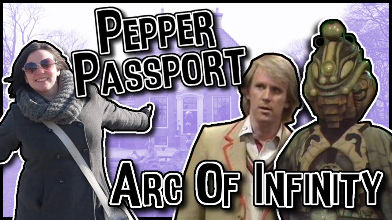 ARC OF INFINITY - PepperPassport à Amsterdam