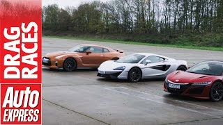 SUBSCRIBE for more great car videos: http://aex.ae/2gY9ABE Honda NS...